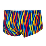 Speedo Linear Clash Mens Back View