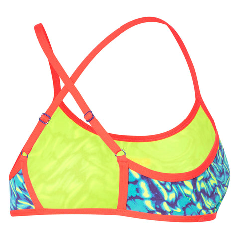 Speedo Copa Beach Crossback Crop Set Womens