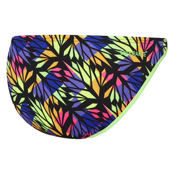 Speedo Jungle Colours CrossBack Two Piece Womens