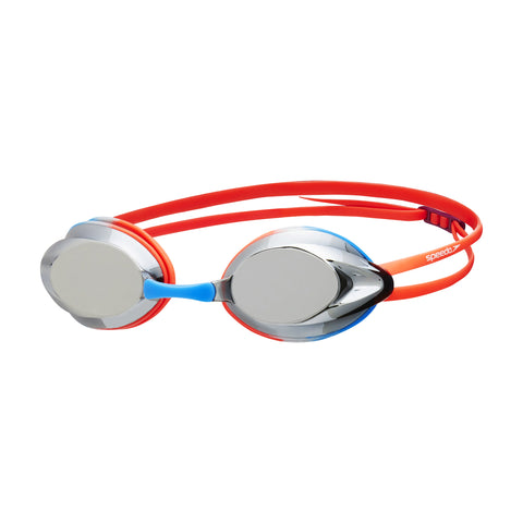 Speedo Junior Opal Mirror Goggle - BRIGHT NEW COLOURS