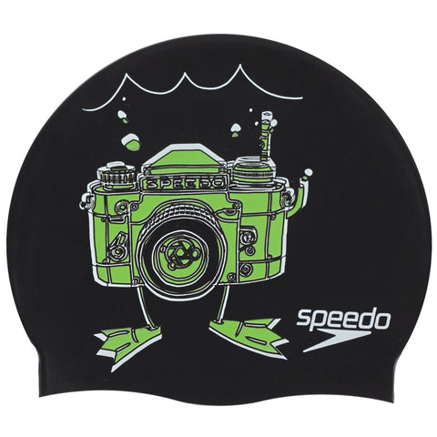 Speedo Junior Slogan Print Cap