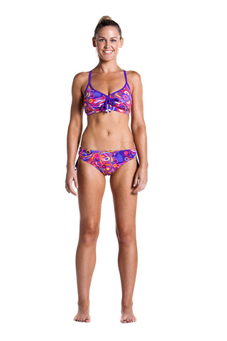 Funkita Kiss Me Quick Two Piece Womans