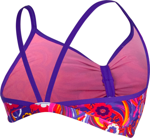 Funkita Kiss Me Quick Two Piece Womans Back