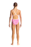 Funkita Novel Floral Single Strap Girls