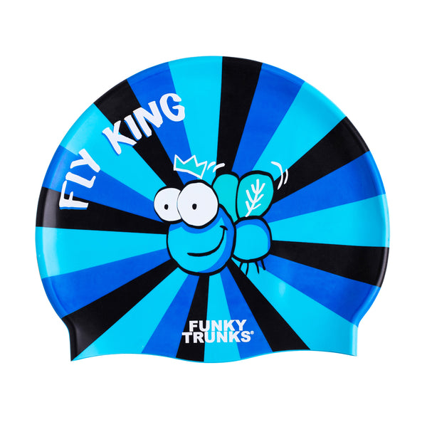 Funky Trunks Fly King Silicone Caps