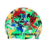 Funky Trunks Stupefied Silicone Caps