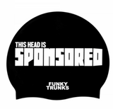 Funky Trunks Sponsored Head Silicone Caps