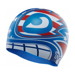 TYR Graphic Masked Liberator Silicone Cap