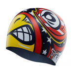 TYR Graphic Winged Avenger Silicone Cap