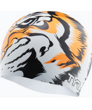 TYR Graphic Tiger Silicone Cap