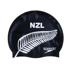Speedo New Zealand cap