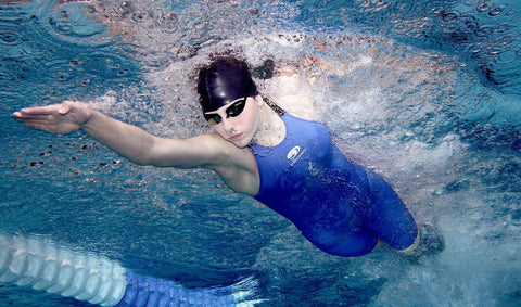 blueseventy Nero TX Racing Suit Blue