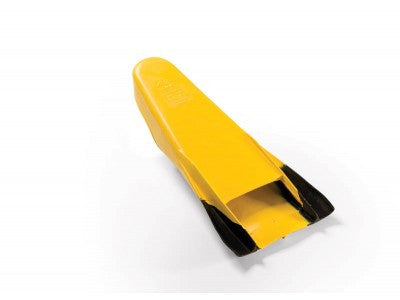FINIS Z2 Gold Fin Back View