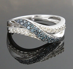 Ring, Diamond, Colored Fancy