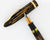 Sheaffer, 500 Balance Fountain Pen, Brown Stripe w/Goldfill Trim - VP4322