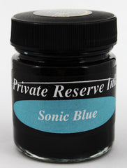 Private Reserve Bottled Ink, Sonic Blue
