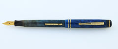 Carters, Fountain Pen, Blue Marbled - VP4171
