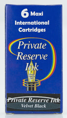 Private Reserve Ink, Velvet Black