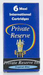 Private Reserve Ink, Tropical Blue