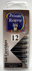 Private Reserve Ink - Copper Burst Ink Cartridges 12 Pack