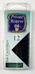Private Reserve Ink - DC Supershow Green Ink Cartridges 12 Pack