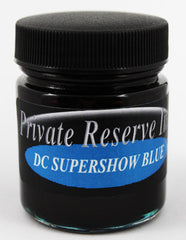 Private Reserve Bottled Ink, DC Supershow Blue