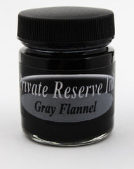Private Reserve Bottled Ink, Gray Flannel