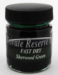 Private Reserve Bottled Ink, Sherwood Green