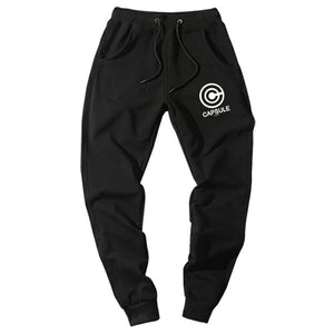 Dragon Ball hip hop Japan street style sweatpants fashion casual japanese streetwear Goku Pants Student youth sweatpants pant