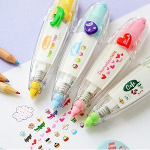 Cute Novelty Decorative Correction Tape