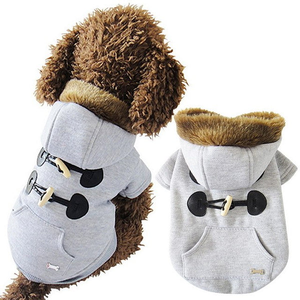 Winter Dog Cat Pet Clothes Apparel