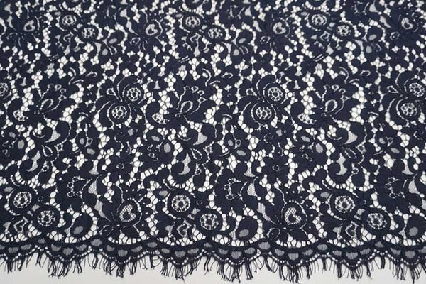 France guipure swiss voile lace high quality jacquard water soluble lace Fabric