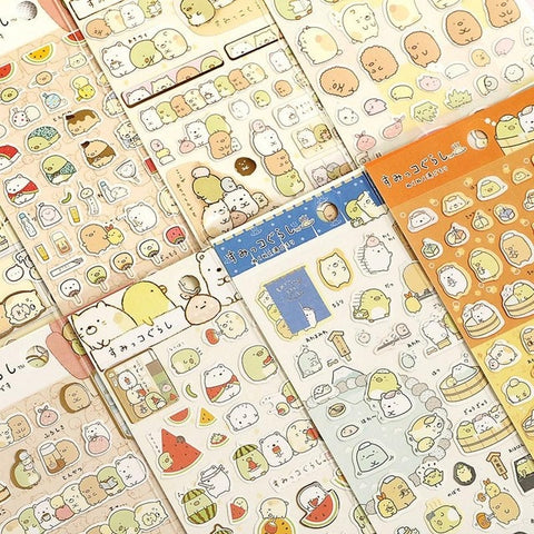 3 Planner Stickers Decoration Label  Memo Pad