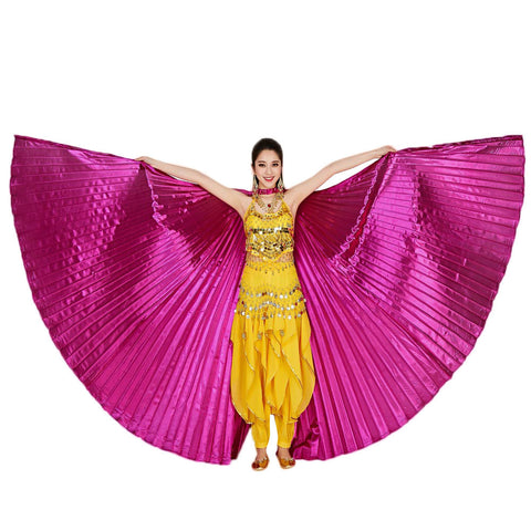 Dancing Dress  Egypt Belly Wings Dancing Costume