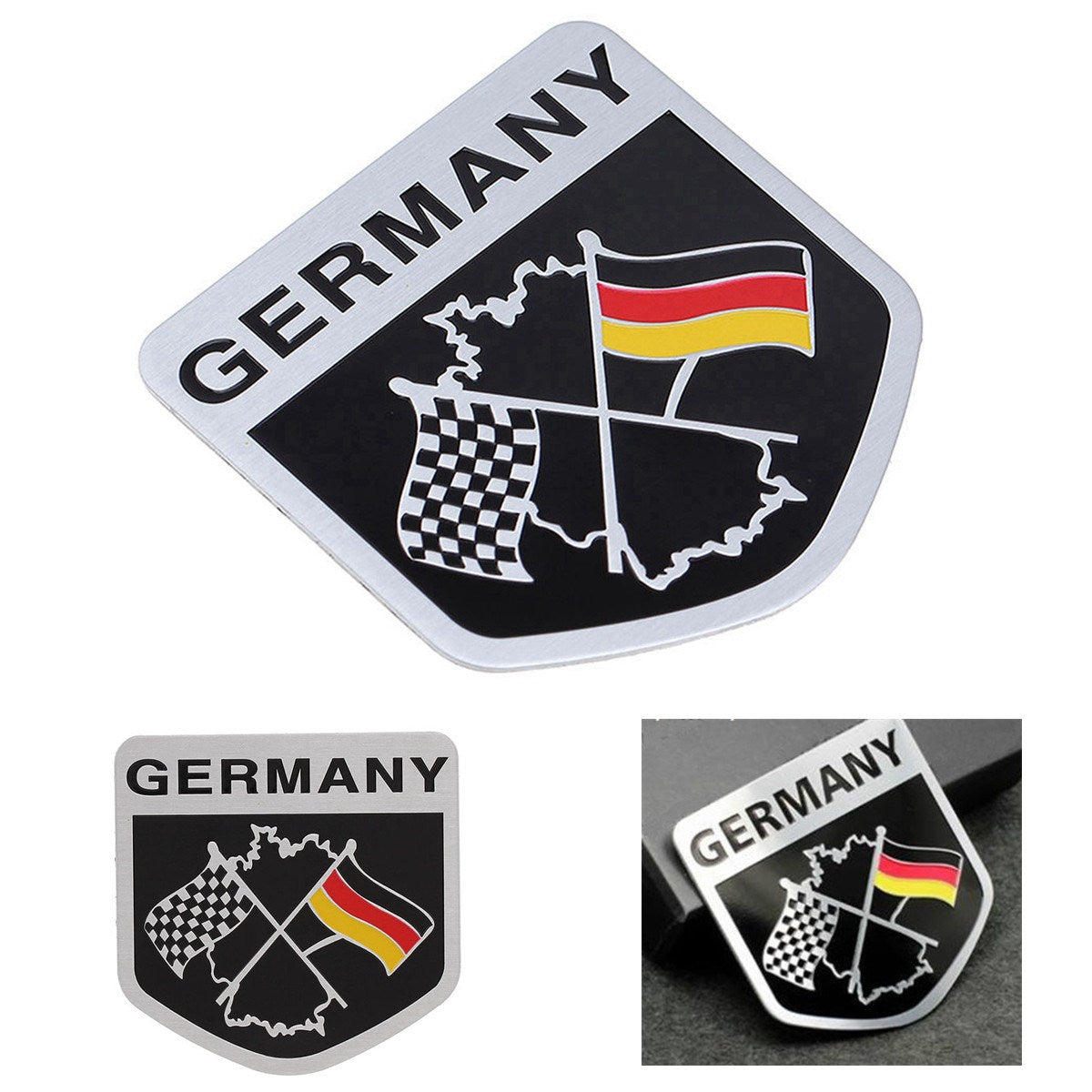 3D MetalGrill Emblem ( Germany )
