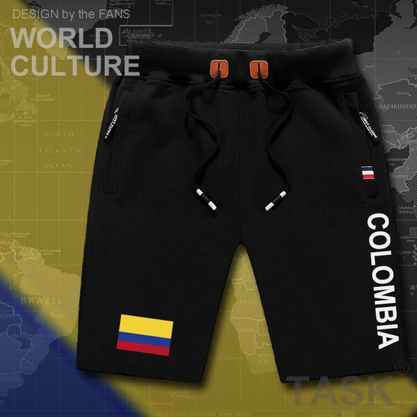Colombia mens shorts beach
