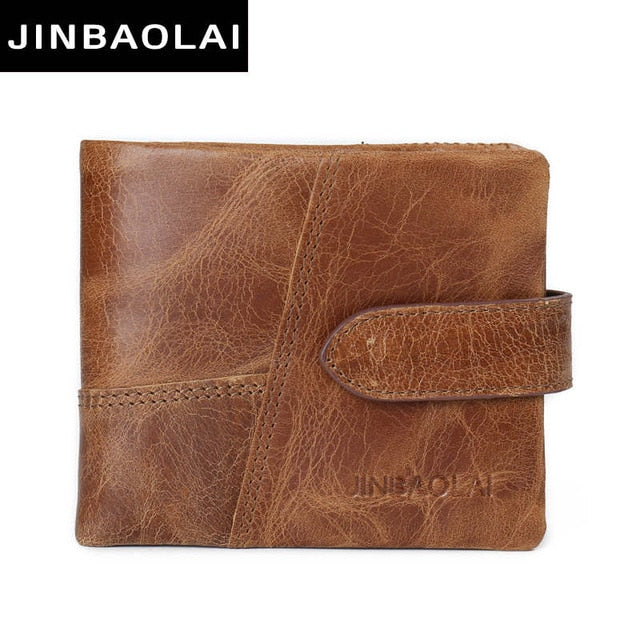 Genuine Leather Wallet Top Quality