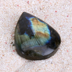 Natural Labradorite Stone Quartz