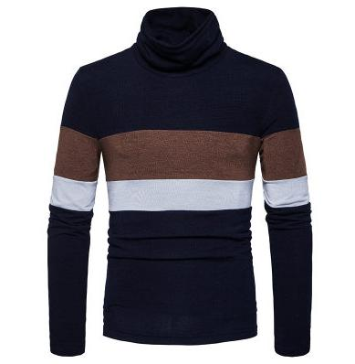 England head stripe slim turtleneck sweater