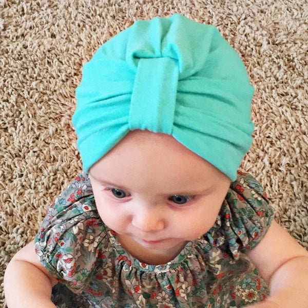 Infant Bohemian Style Hats Candy Color