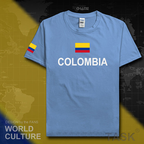 Colombia men t shirt