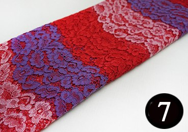 Embroidery France Cord Laces Guipure Lace Fabric