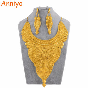Big Jewelry Sets for Women