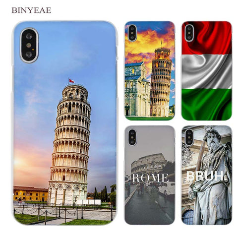 Italy Monuments Leaning Tower of Pisa