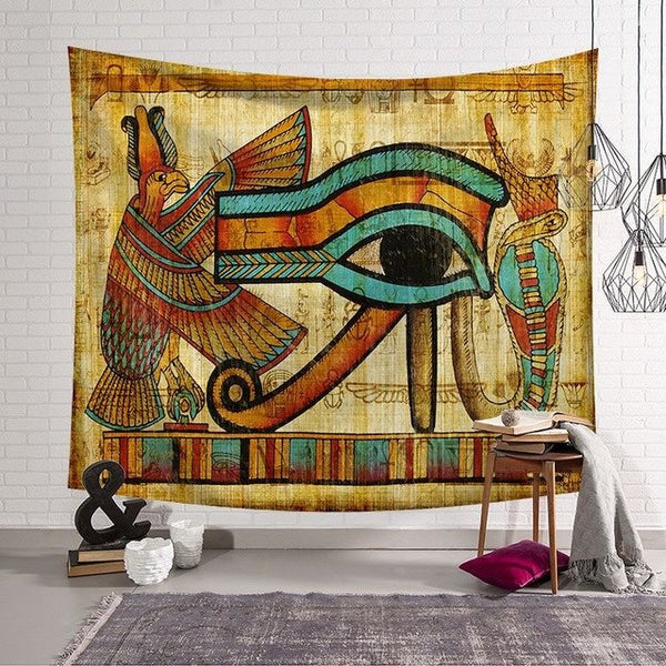 Egyptian Hanging Tapestry