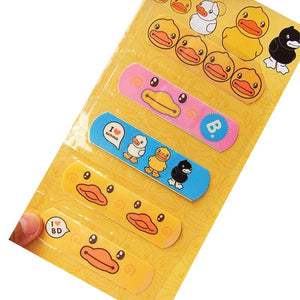 Cute Cartoon Adhesive  Wound stickers