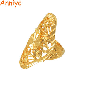 Gold Ring for Women Gold Color