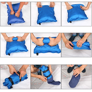 Automatic Inflatable Portable Travel Cushion