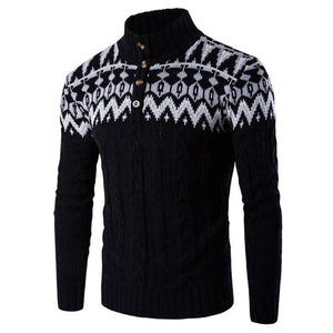 Pullover Mens Sweater