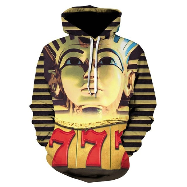 Egypt Hoodies Men Sweatshirt